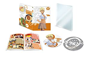 Animation - Food Wars: Shokugeki No Soma Vol.6 (DVD+CD) [Japan LTD DVD] 10005-73361