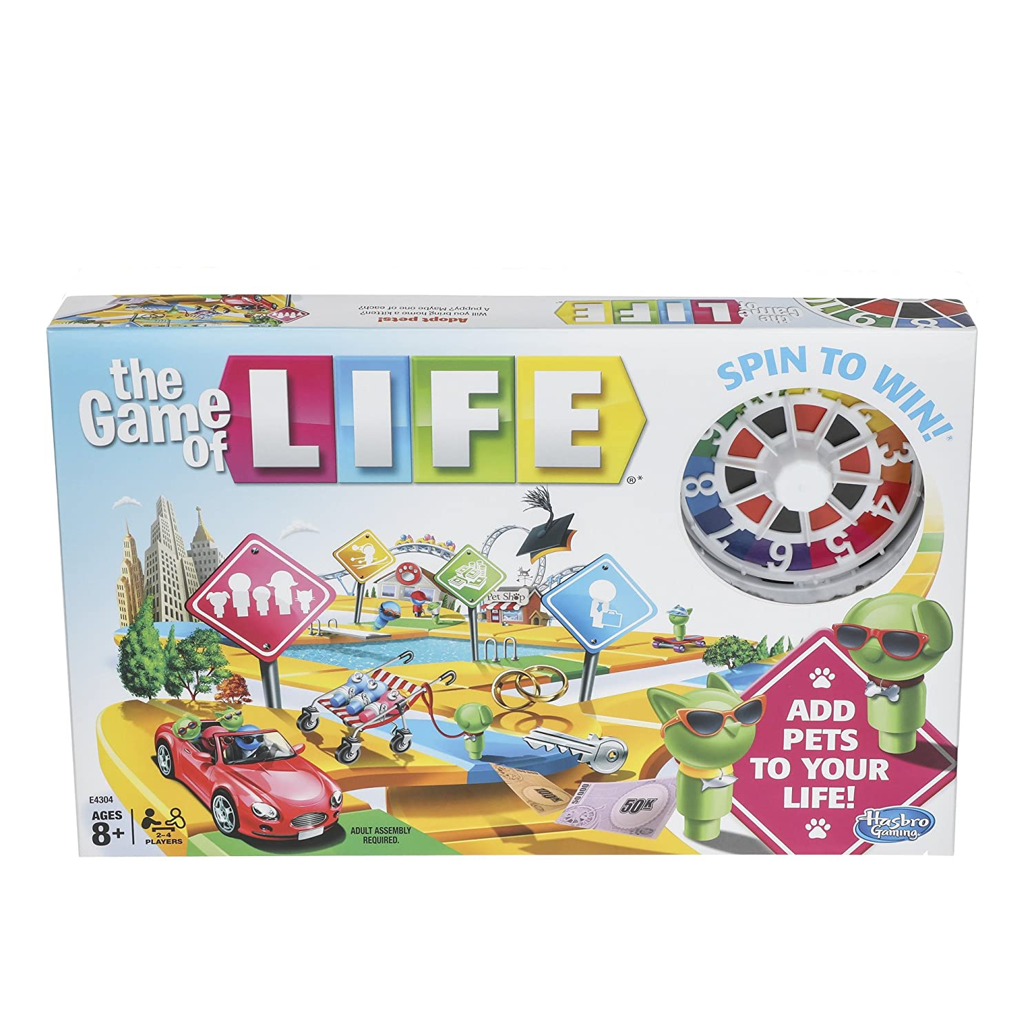 Game of Life ONLY $10.77 (Reg. $20)