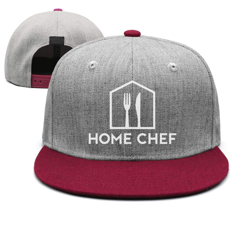 Home Chef Women Men Snapback Hats Adjustable Visor Hats caps
