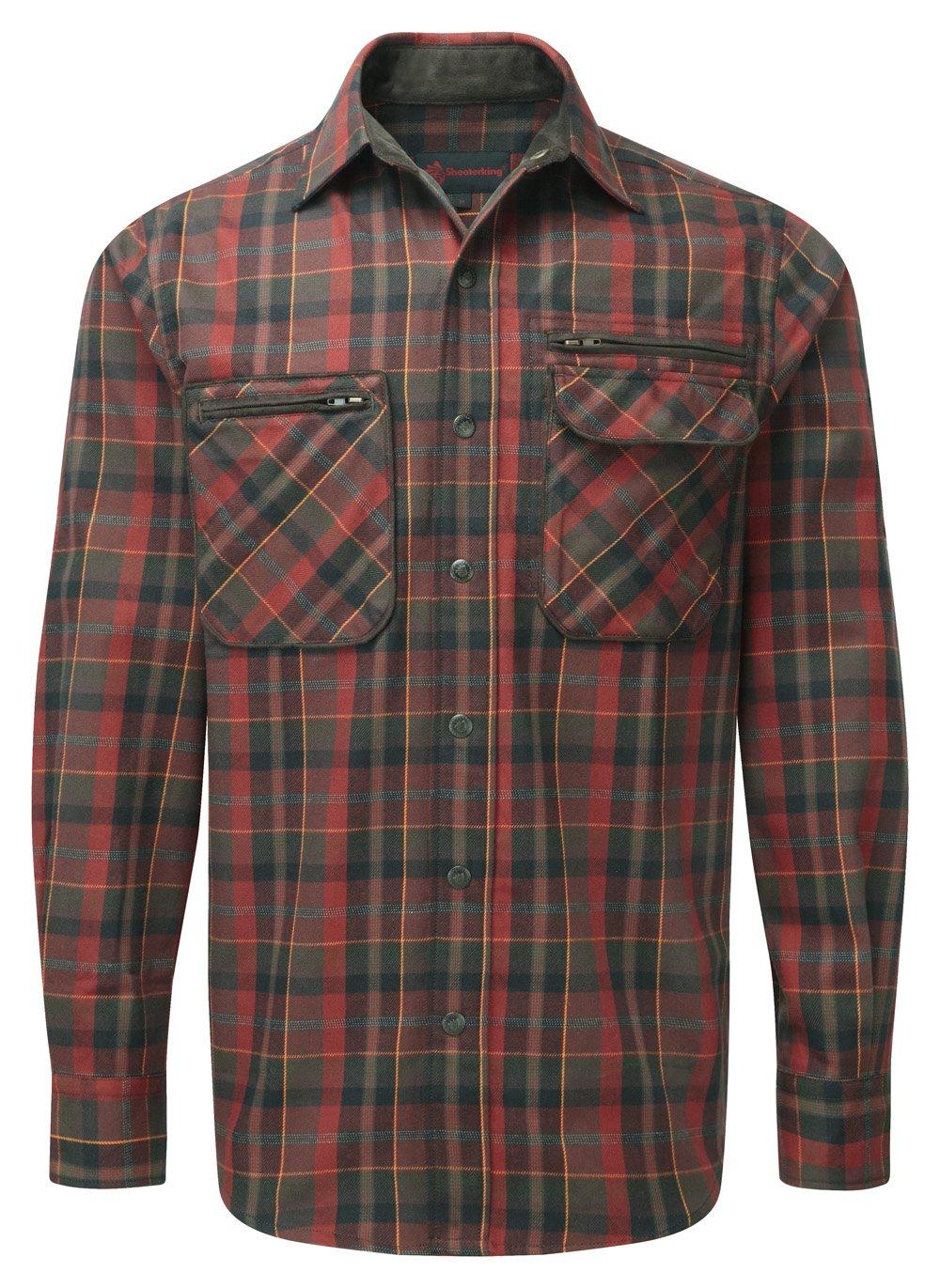 Shooterking Herren Grünland Long Sleeve Shirt