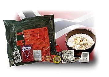 1 x Orig. quemador Noruega Corporation - Bayas Desayuno # 03 de 386 g Not Catering: Amazon.es: Deportes y aire libre