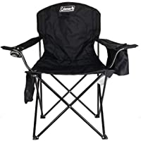 Coleman Camping Chair with Built-in 4 Can Cooler photo