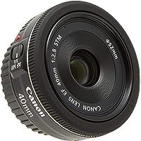 Lente EF 40mm f/2.8 STM, Canon, Preto
