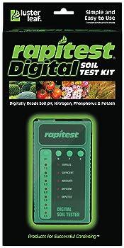 Luster Leaf 1605 Rapitest Digital pH Soil Tester
