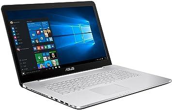 Asus N752VX-GB187T - ordenador portátil híbrido, gris metal,