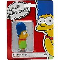 Pen Drive Marge Simpsons 8GB USB Leitura 10MB/s e Gravação 3MB/s Multilaser - PD073