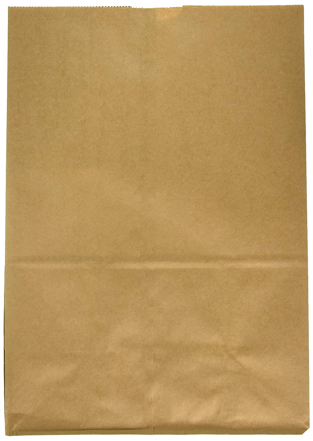 Duro Heavy Duty Kraft Brown Paper Barrel Sack Bag, 57 Lbs Basis Weight, 12 x 7 x 17, 25 Ct/Pack, 25 Pack