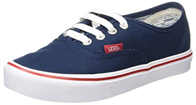 Vans Unisex Authentic Lite Lace-Up Sneakers Blue (Speckle Dress Blues White)  5.5 UK  Buy Online at Low Prices in India - Amazon.in 11f7714c9