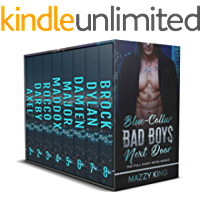 Blue-Collar Bad Boys Next Door: The Full Eight-Book Collection