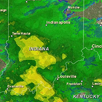 Weather Map Louisville.Amazon Com Chicago Weather Radar Appstore For Android