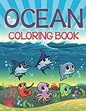 Ocean Coloring Book: Coloring Books for Kids