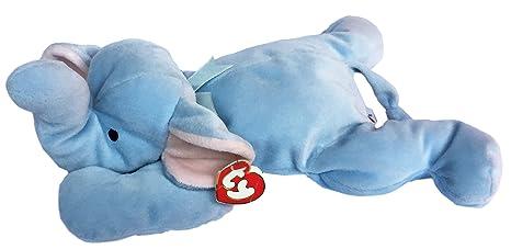 Amazon.com: Almohada TY Pals Squirt el elefante – azul claro ...