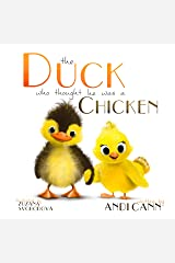 The Duck Who Thought He Was a Chicken (Critter Creek Farm Book 3) Kindle Edition