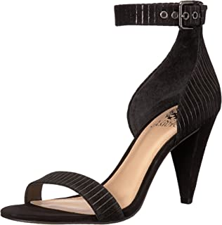 21dfcd5ae15 Amazon.com  Vince Camuto Women s VINTA Heeled Sandal  Shoes