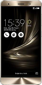 ASUS ZenFone 3 Deluxe ZS570KL-2J004WW SIM Doble 4G 64GB ...