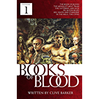 The Books of Blood - Volume 1 book cover
