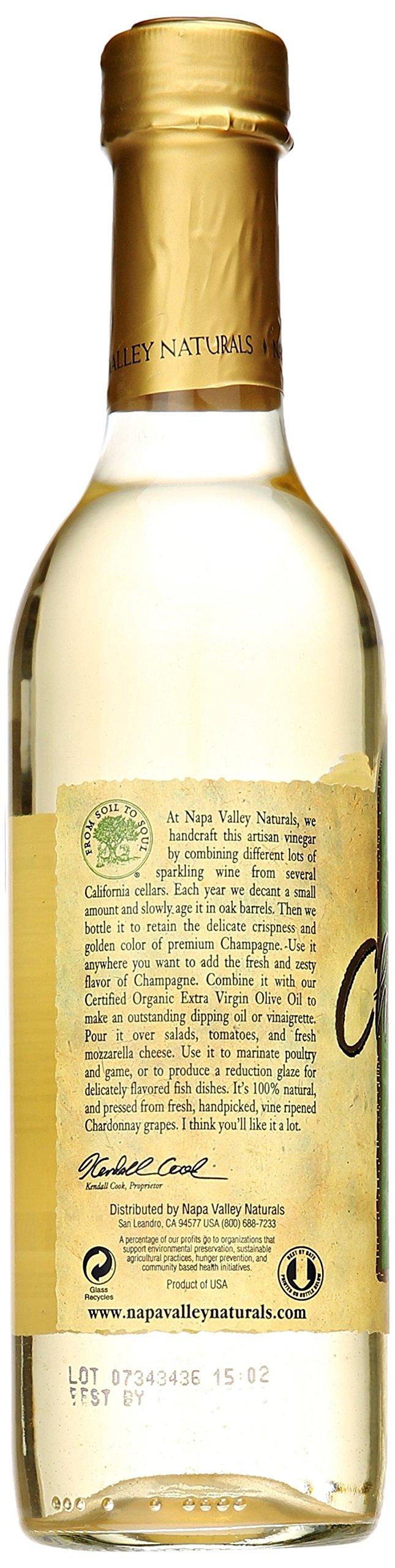Napa Valley, Champagne Vinegar, 12.7 oz by Napa Valley Naturals (Image #4)