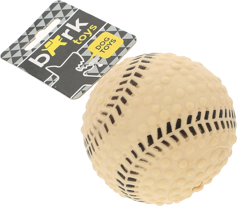 BARK - Pelota de Béisbol para perros. Jueguete para mascotas. Con ...
