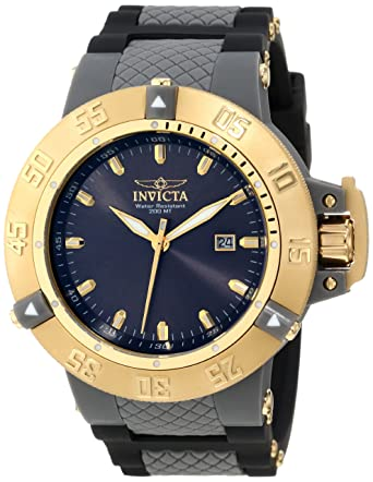 2e0af945d Amazon.com: Invicta Men's 10116 Subaqua Noma III Grey Sunray Dial ...