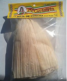 Corn Husks Hoja De Maíz Para Tamales 6oz Bag