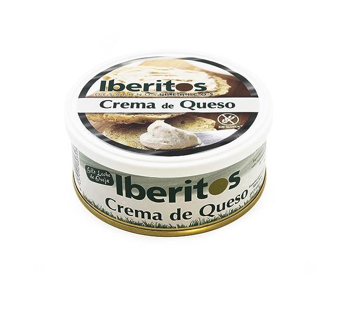 Iberitos Crema de Queso fundido - 220 gr