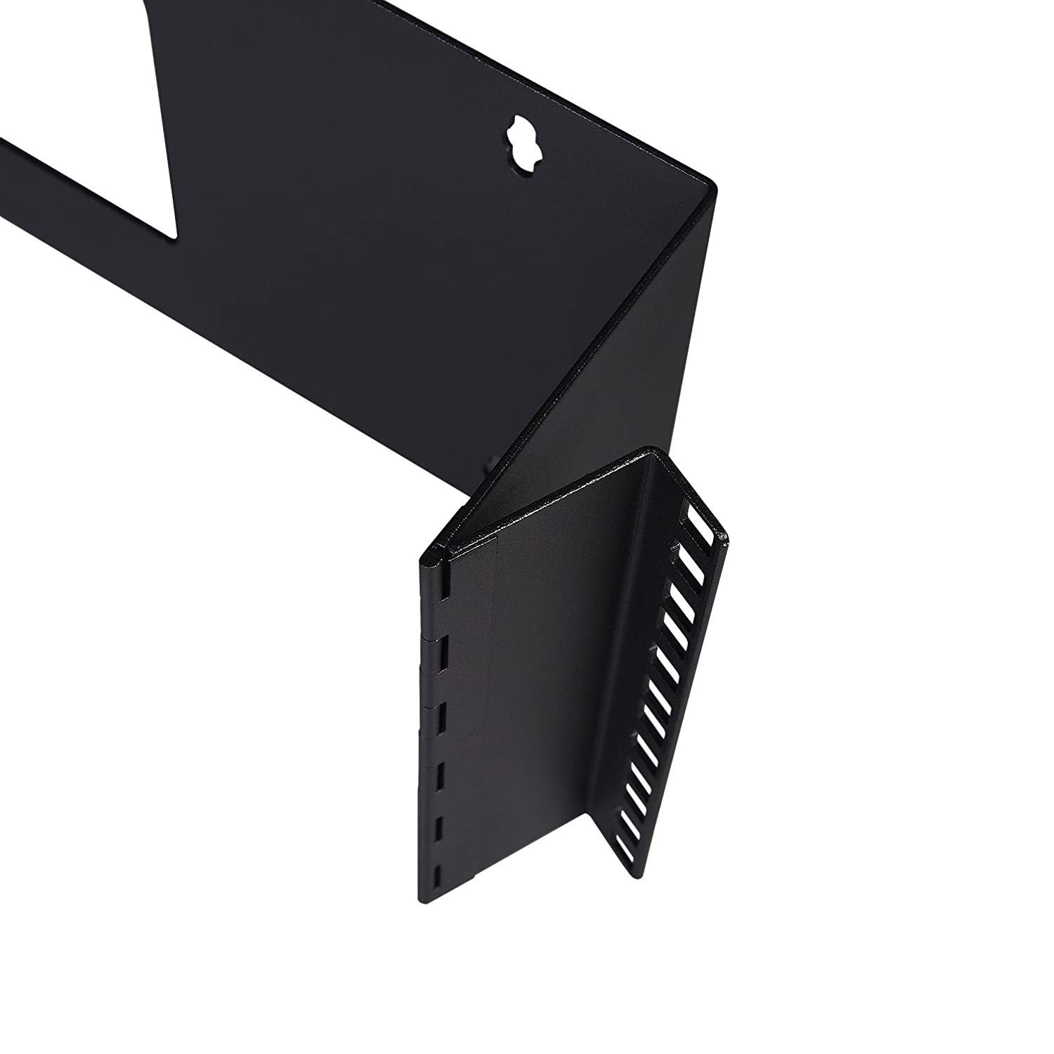 Rosewill 4U 19-inch Wall Mount Bracket for Patch Panel with Hinge Design RSA-4UB