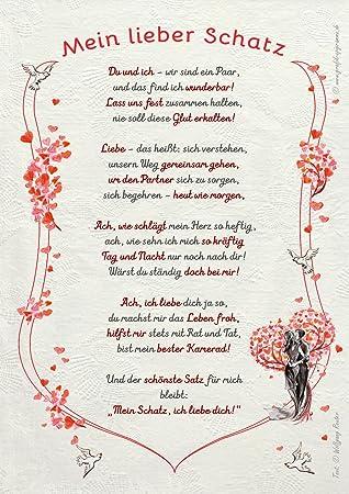 Geschenk Für Verliebte Liebe Liebeserklärung Valentinstag