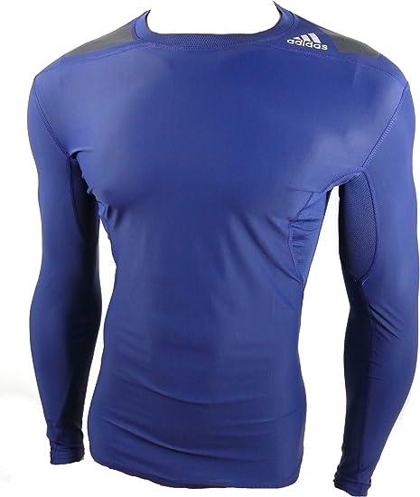 32 Adidas TECHFIT LONG SLEEVE Shirt Damen Langarm Laufshirt