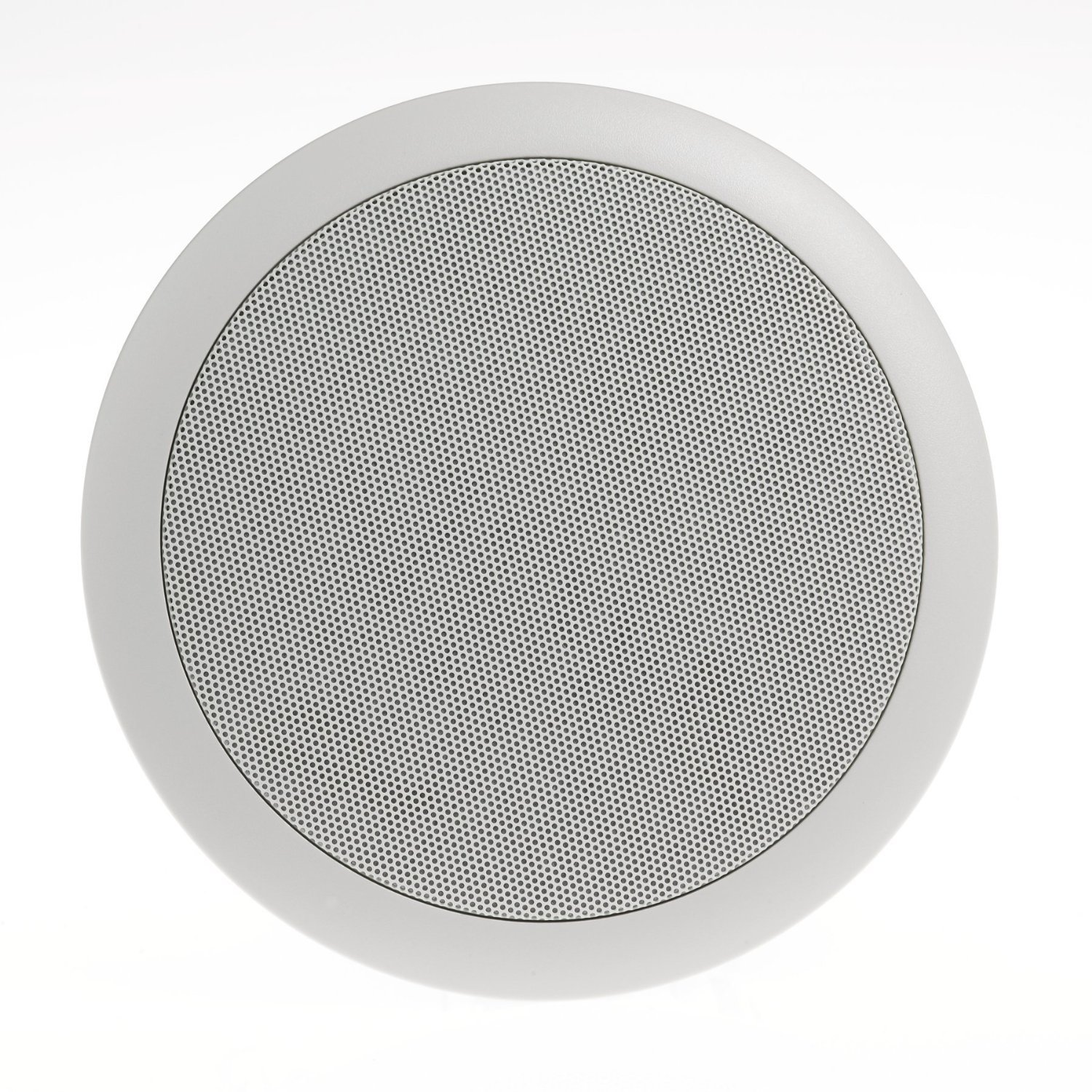 """Legrand - On-Q 3647640201 6.5"""" evoQ 1000 Series In-Ceiling Speakers (Pair), 2 Way Mount Speaker System with Mylar Tweeter Type, Flush Mount, White by Legrand-On-Q"""