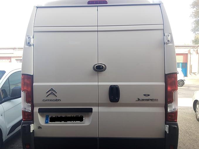 CLAOS Cerradura automática de seguridad para furgonetas: Amazon.es: Coche y moto