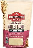 Arrowhead Mills Flour Millet Organic, 23 oz, 1.43 Pound (Pack of 1)