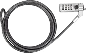 Targus ASP66GLX Defcon Ncl Combo Cable Lock Black