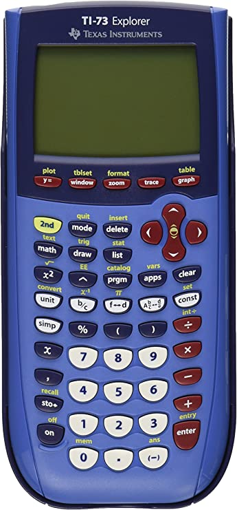 Texas Instruments TI-73 Graphing Calculator