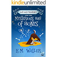 Lost Souls ParaAgency and the Mysterious Bag of Bones: (Romantic Paranormal Mystery #4)