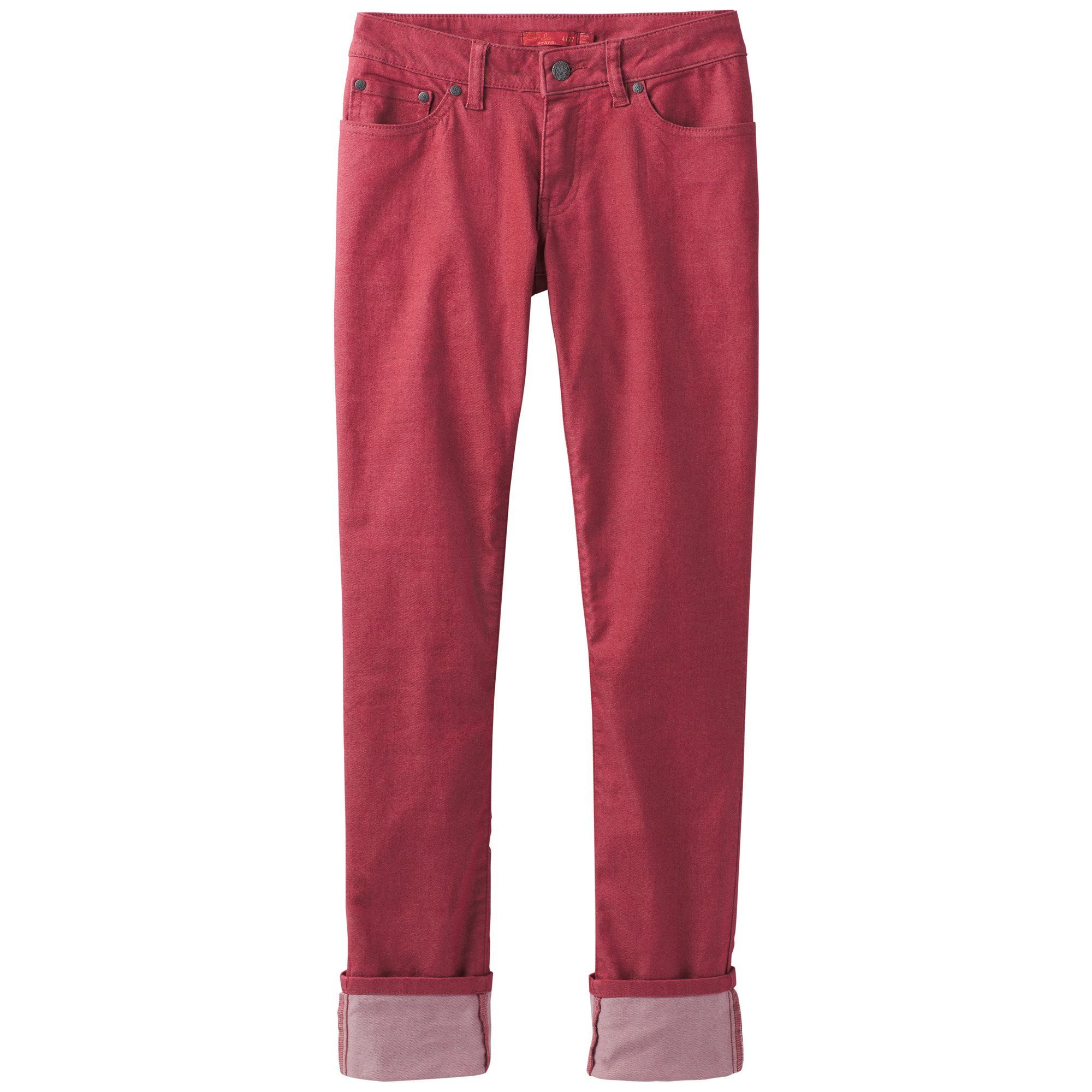prAna Kara Jean Pants, Crushed Cran, Size 10 by prAna