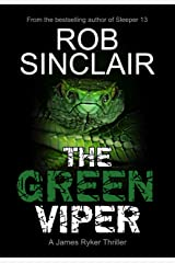 The Green Viper (James Ryker Book 4) Kindle Edition