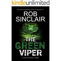 The Green Viper (James Ryker Book 4)