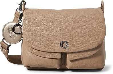 Mandarina Duck Mellow Leather, Bolso Bandolera para Mujer, 14x30x40 Centimeters (W x H x L)