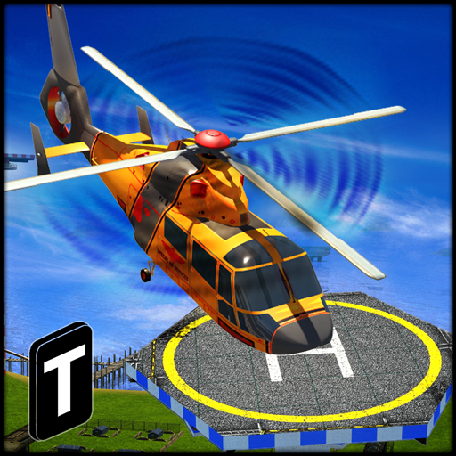 Helicopter Landing 3D