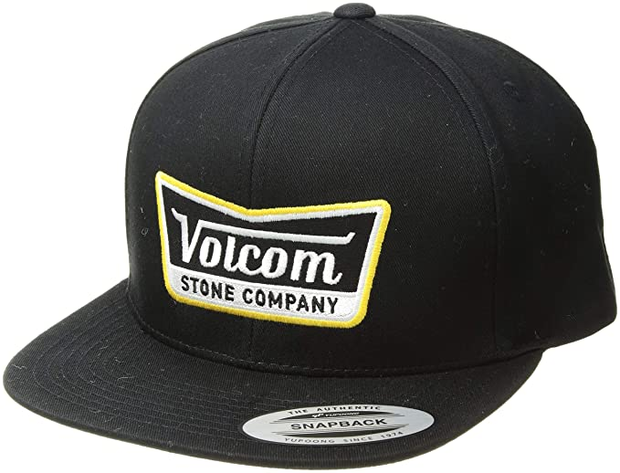 837825dd ... sale volcom mens cresticle hat black top one size fits all 3104a 0828d