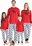Sleepyheads Matching Family Christmas Pajama Sets, Bear