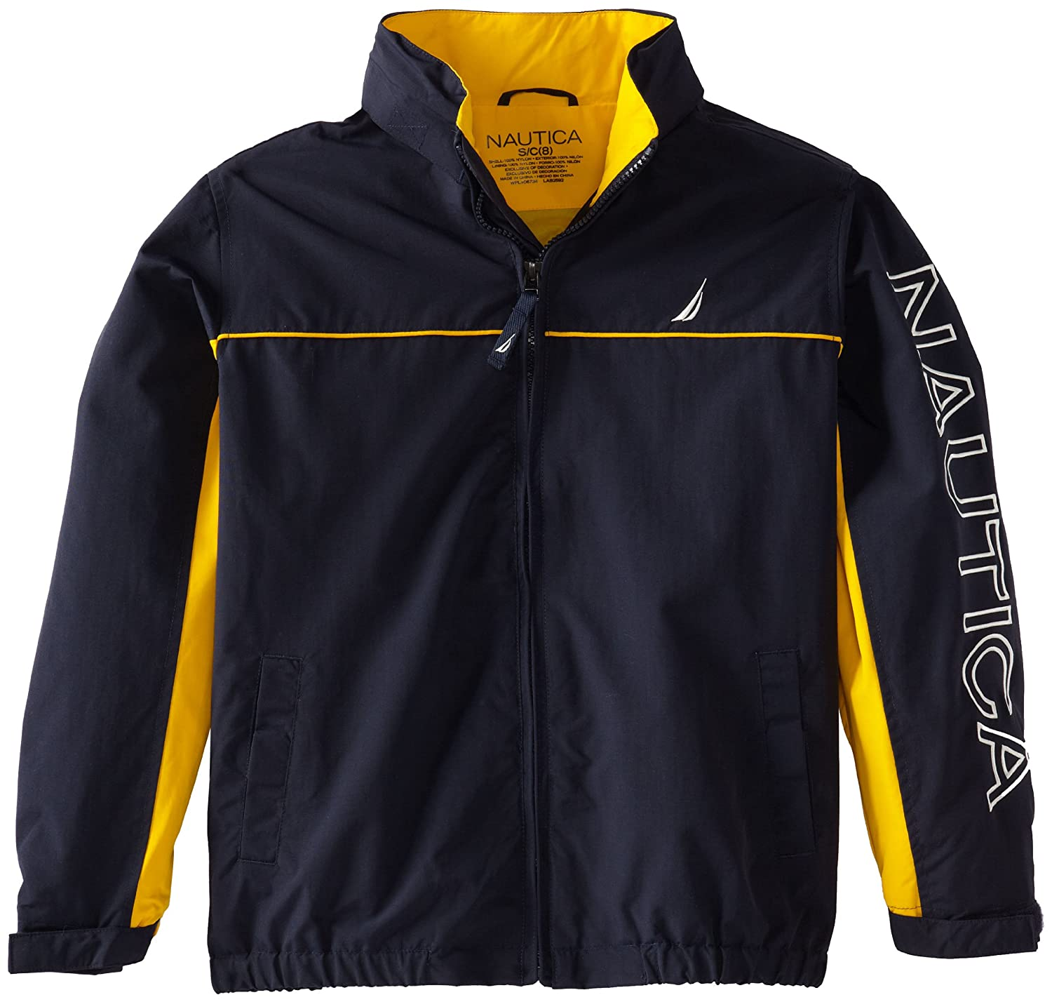 Nautica Boys' Anchor Jacket 36N229081Q-317-PC