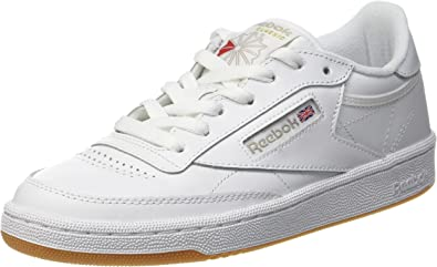 Reebok Club C 85, Baskets Basses Femme