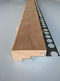 Mamperlán madera Haya para peldaño y escalera (1,00): Amazon.es: Bricolaje y herramientas