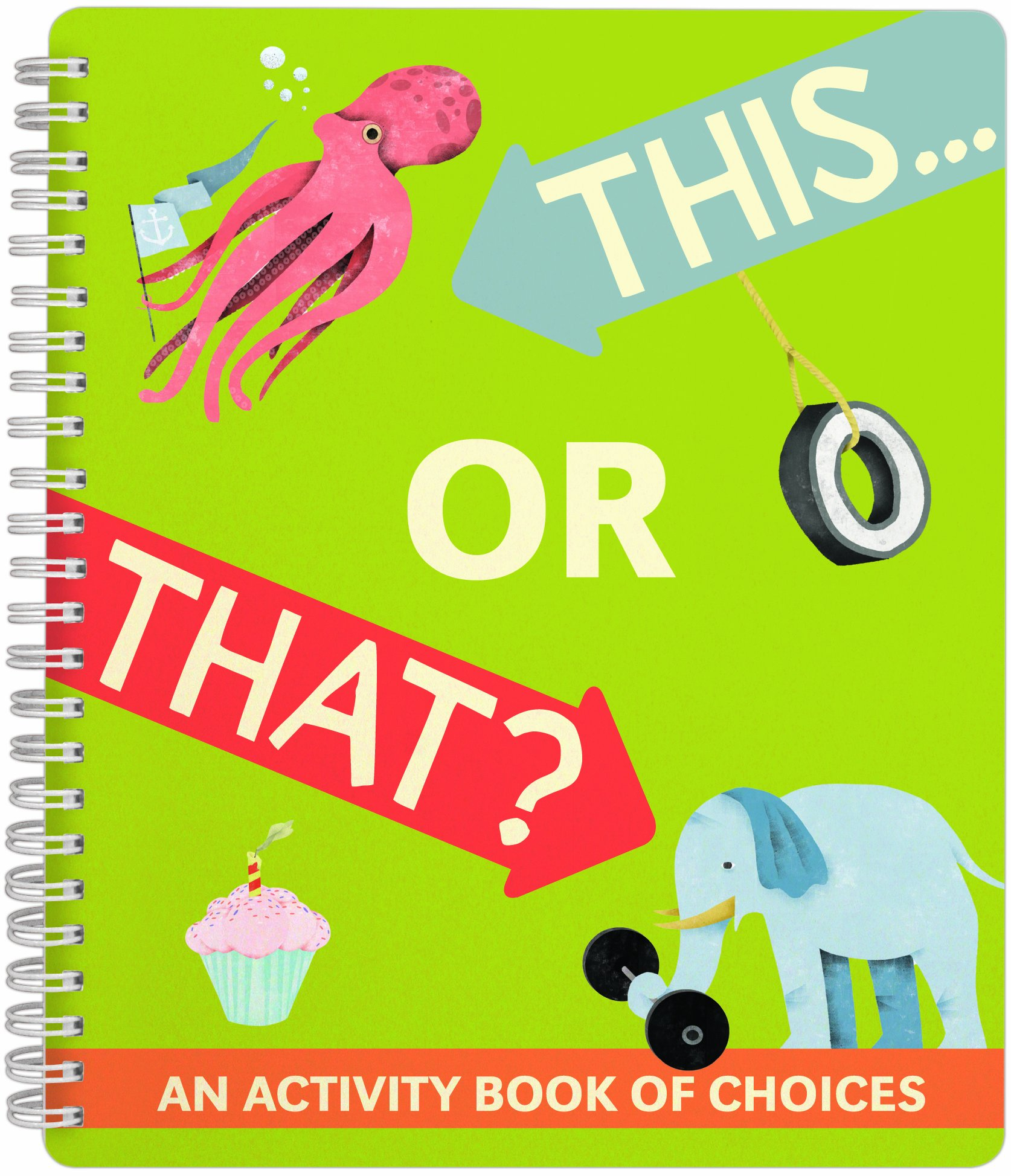 This or That? An Activity Book of Choices pdf epub