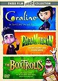 Coraline / Paranorman / The Boxtrolls [DVD]