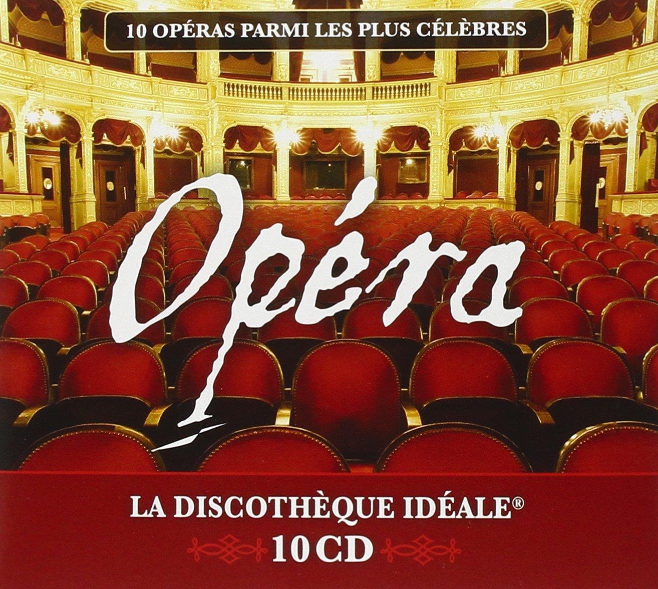 La Discotheque Ideale: Opera                                                                                                                                                                                                                                                    <span class=