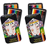 Prismacolor Premier Colored Pencils, Soft Core, 24-Count, 2 Pack