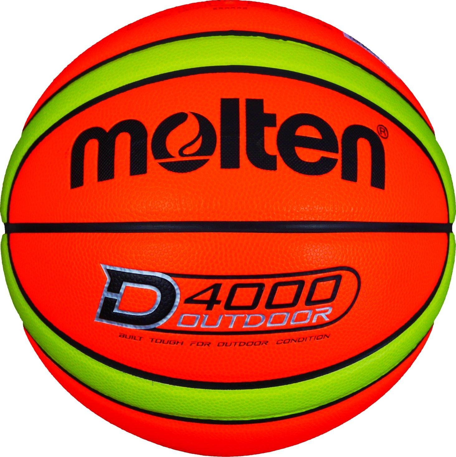 MOLTEN Hombre b7d4000 Baloncesto, Naranja, 7: Amazon.es: Deportes ...