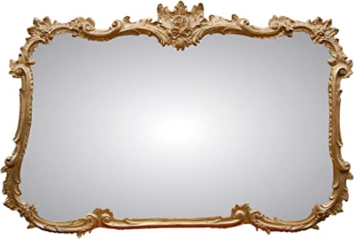 Hickory Manor House 8144GL Buffet Mirror Gold Leaf